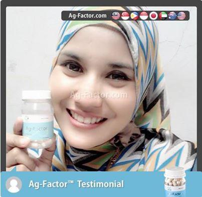 AgFactor  Proven way to keep age at bay